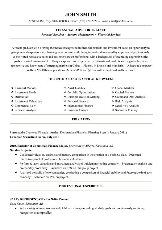 top retail resume templates samples government examples professional assistant store Resume Canadian Government Resume Examples