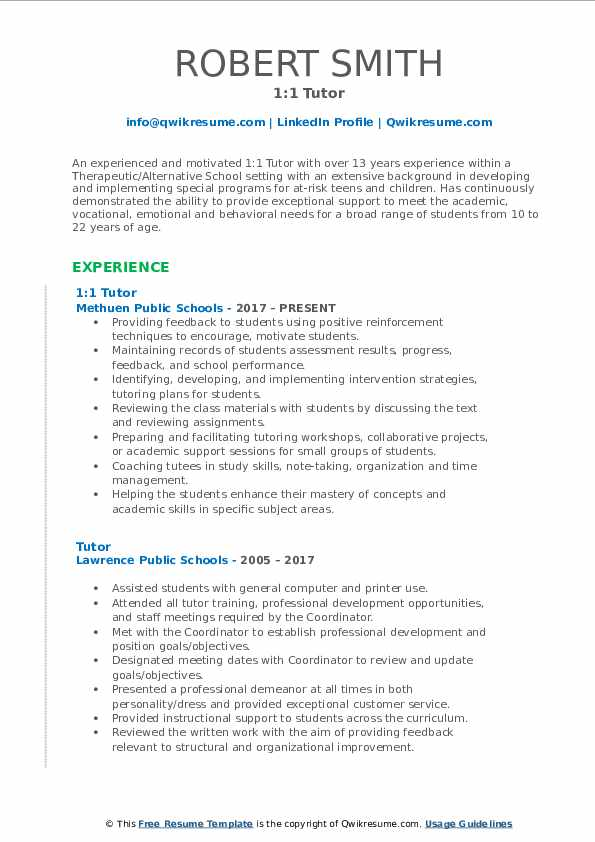 tutor resume samples qwikresume another word for on pdf sentiment analysis thoughts cyber Resume Another Word For Tutor On Resume