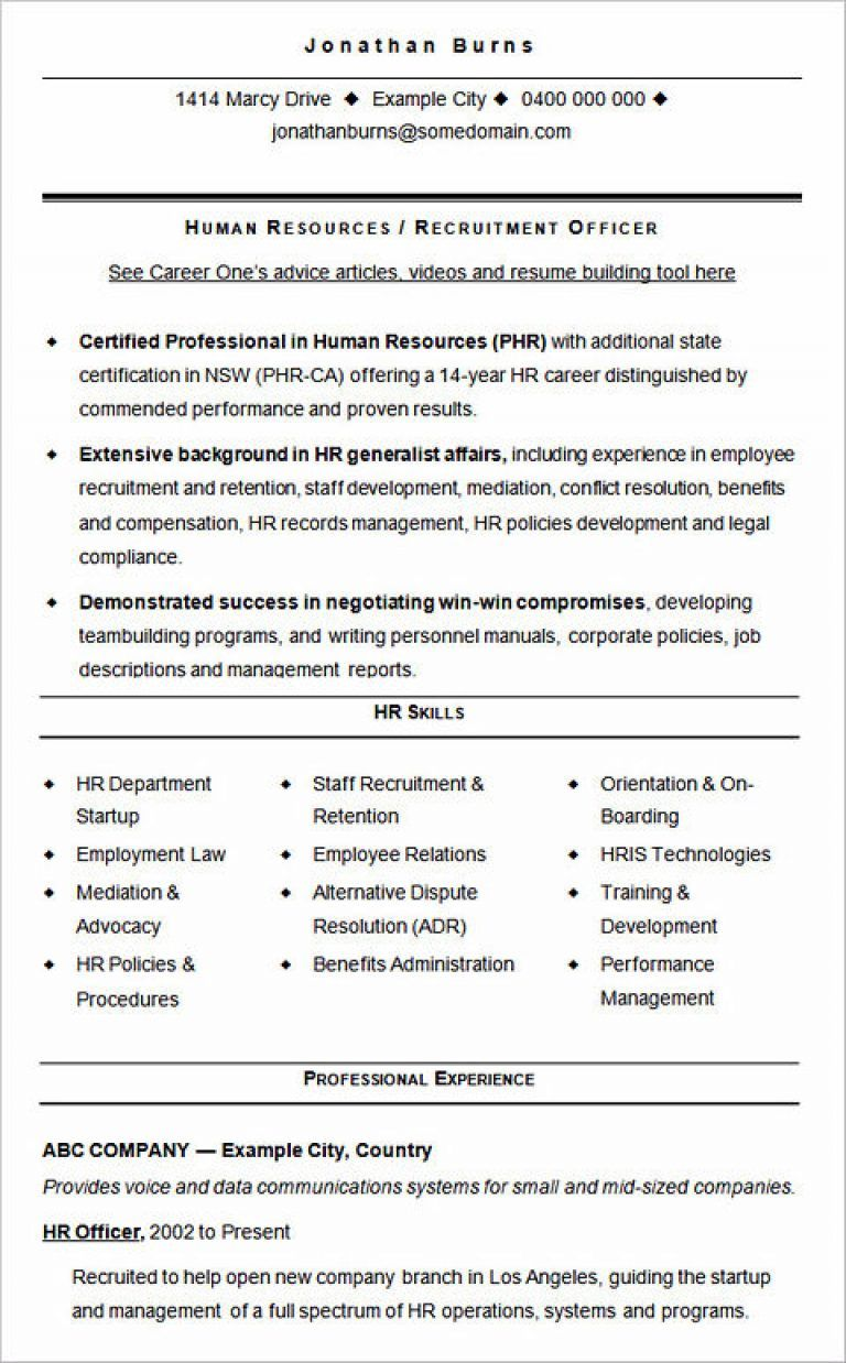 ultimate guide to writing your human resources resume hr recruiter skills nova template Resume Human Resources Resume Skills