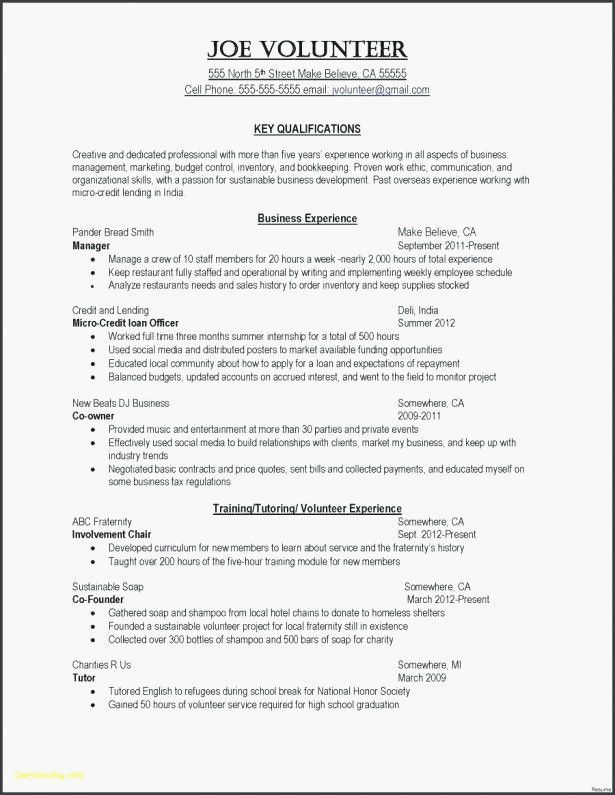 unique photos of resume examples highlights qualifications on corporate event manager Resume Highlights Of Qualifications On Resume