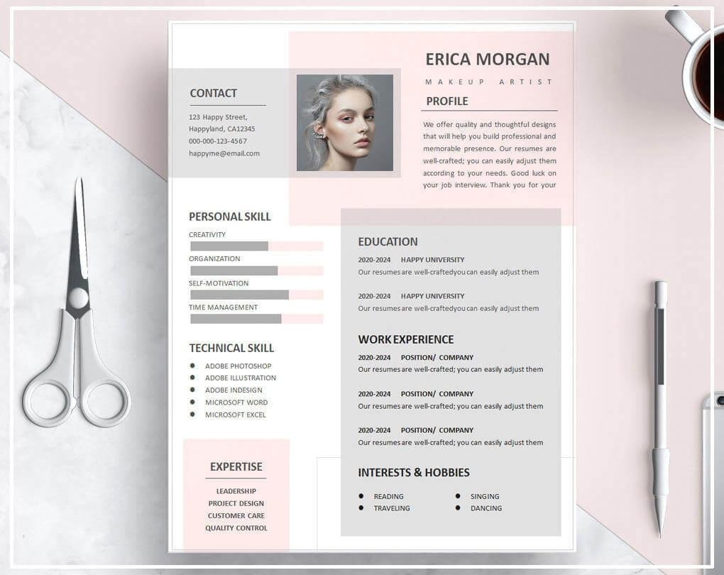 unique resume templates to use now fun free assembly line worker paramedic job Resume Fun Resume Templates Free