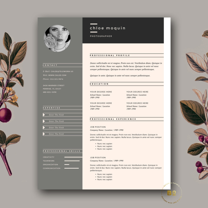 web designer resume templates indesign ms word format graphic microsoft one template Resume Microsoft Word One Page Resume Template