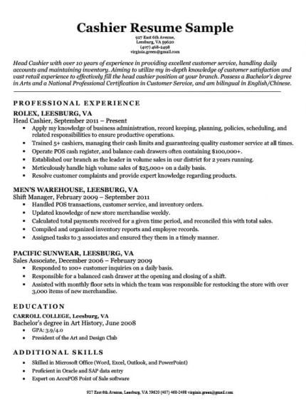 with resume education section format social worker job description for human resources Resume Resume Education Format
