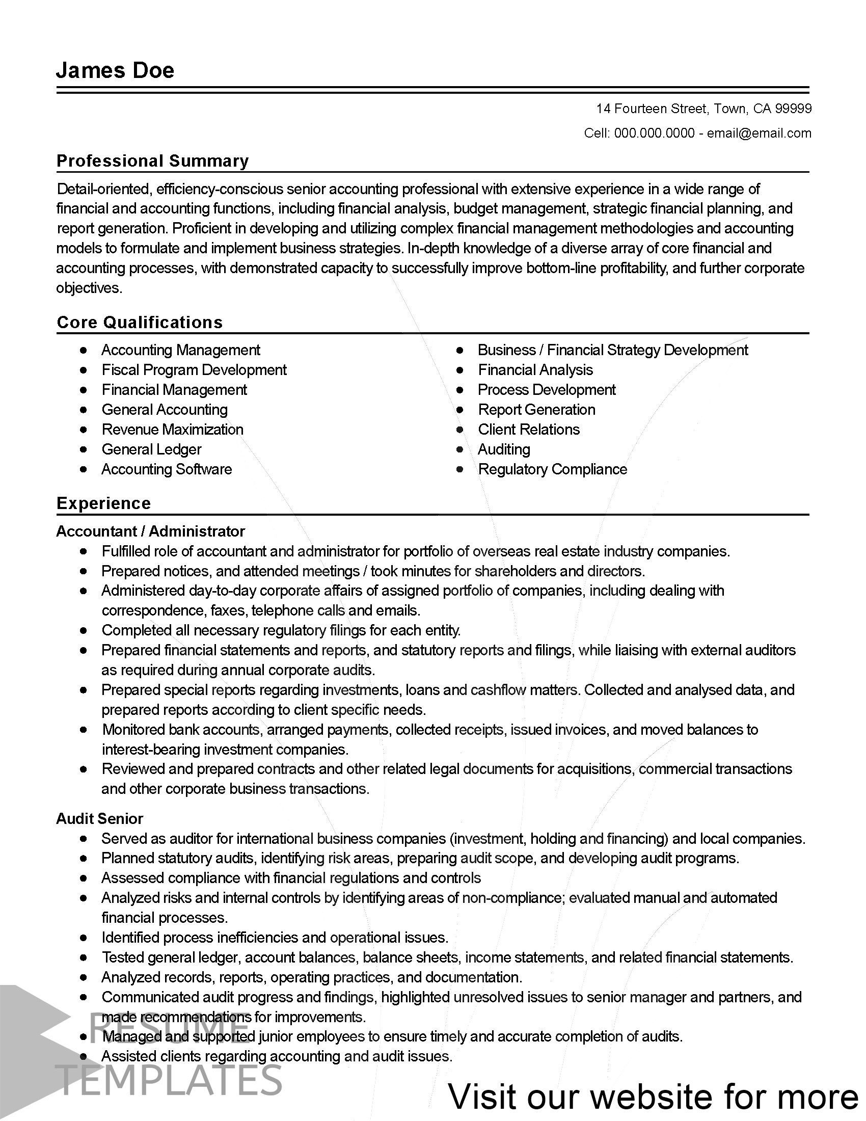 accounting resume writing service position sample services andy purdy business acumen Resume Accounting Resume Writing Services