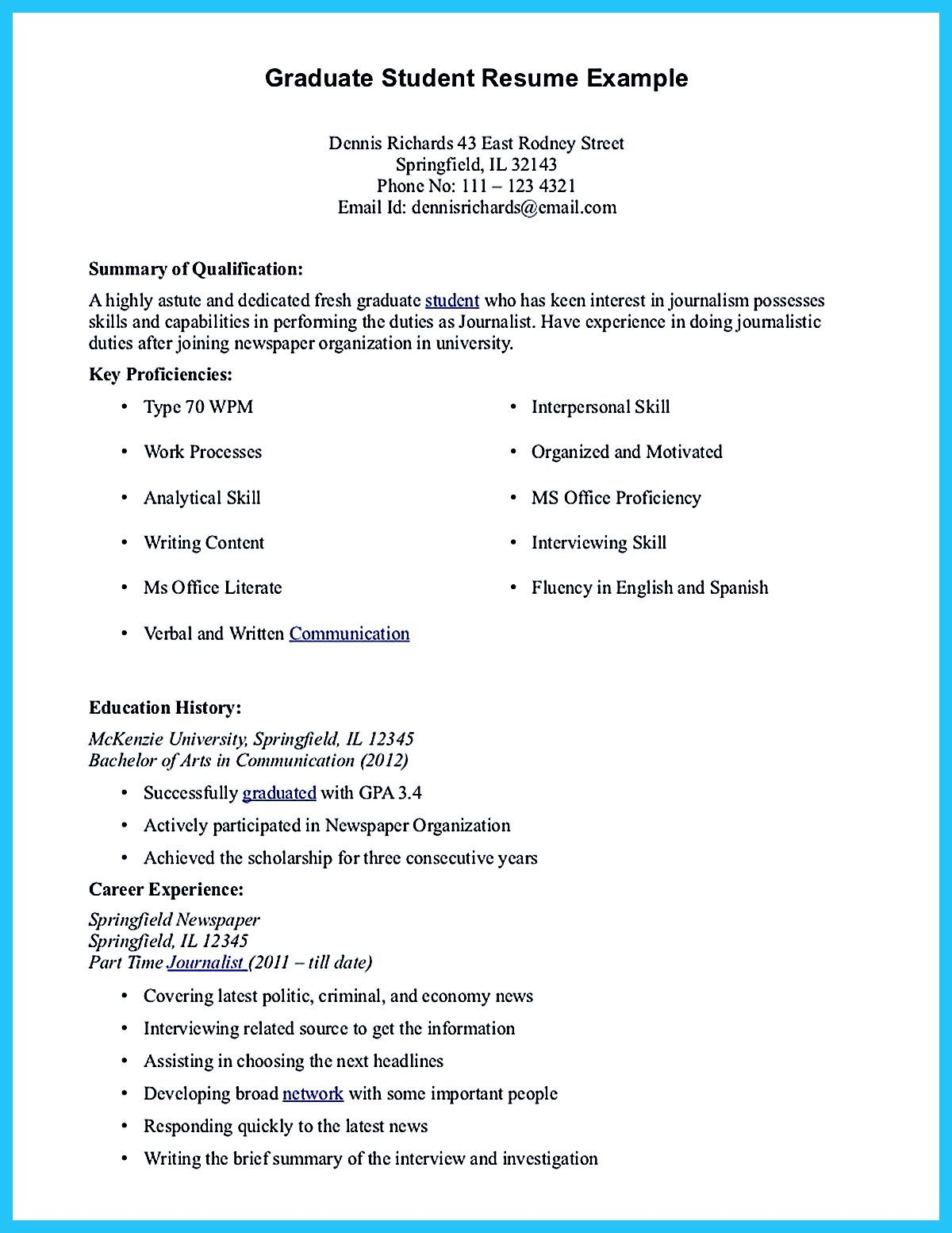 accounting student resume here presents the of clearly made acco examples professional Resume Sample Resume For Cpa Fresh Graduate