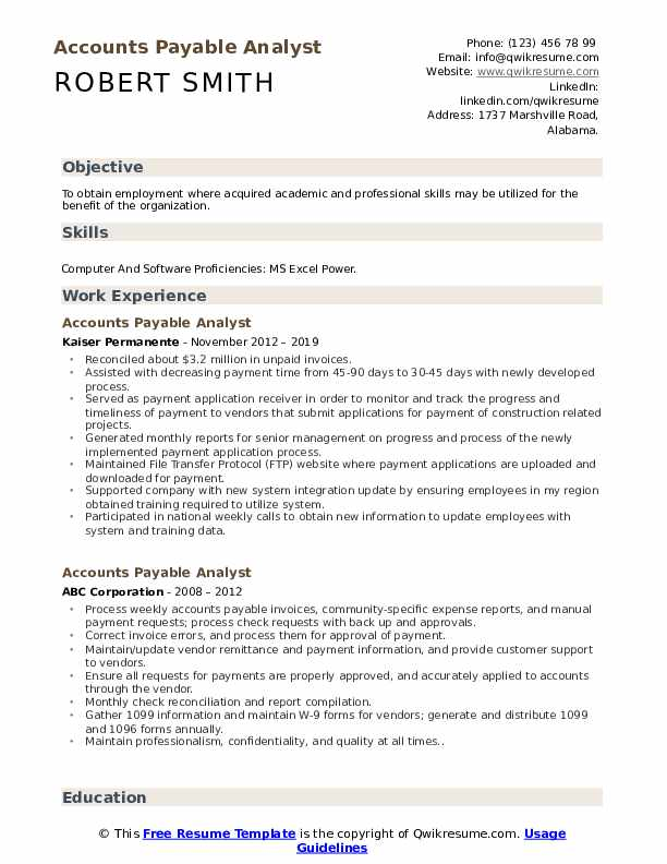 accounts payable analyst resume samples qwikresume payments business pdf firefighter Resume Payments Business Analyst Resume