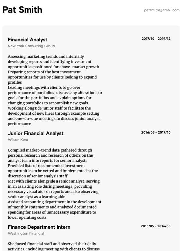 accounts payable resume samples all experience levels skills finance thumbnail compliance Resume Accounts Payable Resume Skills
