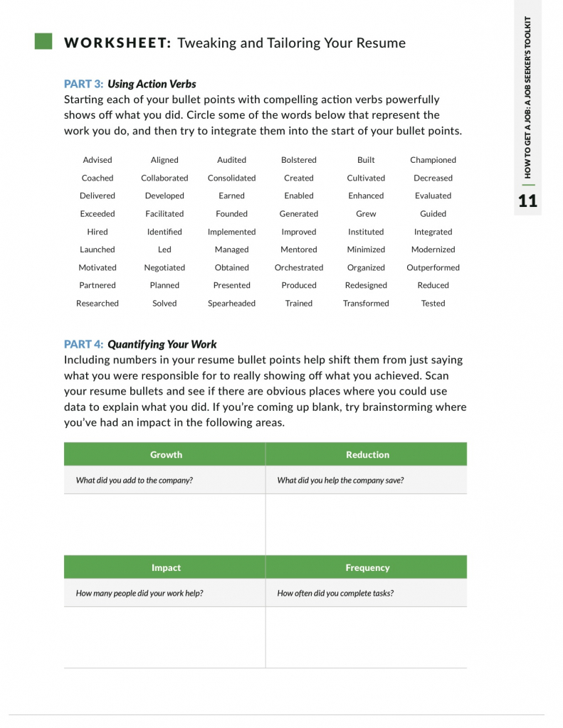 action verbs that take your resume from blah to brilliant glassdoor good adjectives for Resume Good Adjectives For Resume
