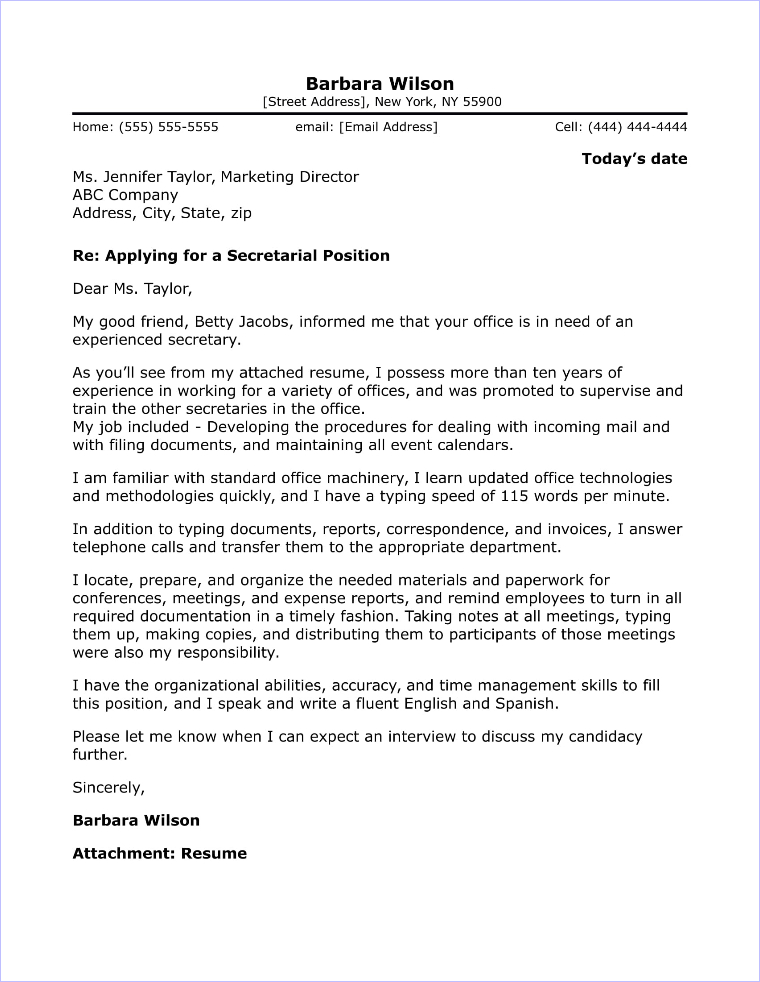 application letter forcretary without experience interview questions scholarship sample Resume Resume For Scholarship Interview