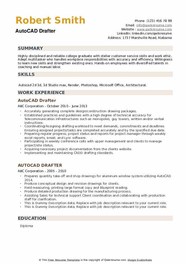 autocad drafter resume samples qwikresume drafting pdf labor and delivery free google Resume Autocad Drafting Resume
