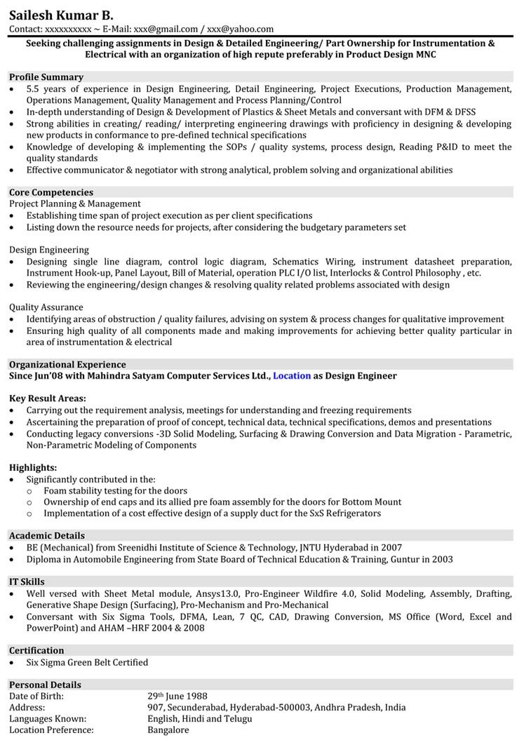 automobile resume samples mechanical engineer format naukri level v1 psecu application Resume Automobile Engineer Resume