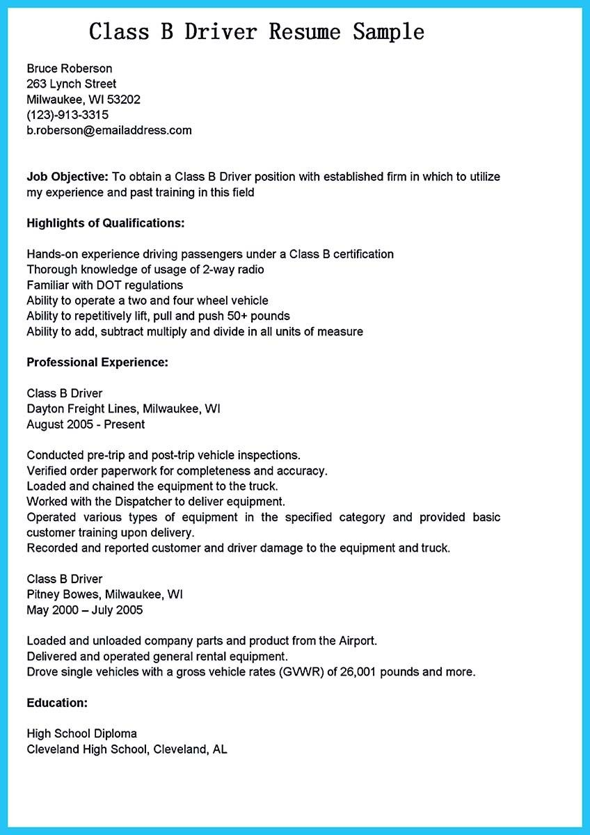 awesome stunning bus driver resume to gain the serious job for position customer service Resume Resume For Bus Driver Position