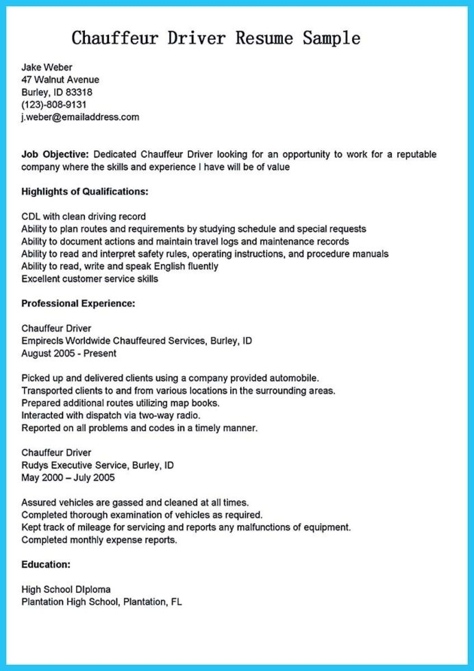 awesome stunning bus driver resume to gain the serious job jobs format in word for Resume Resume For Bus Driver Position