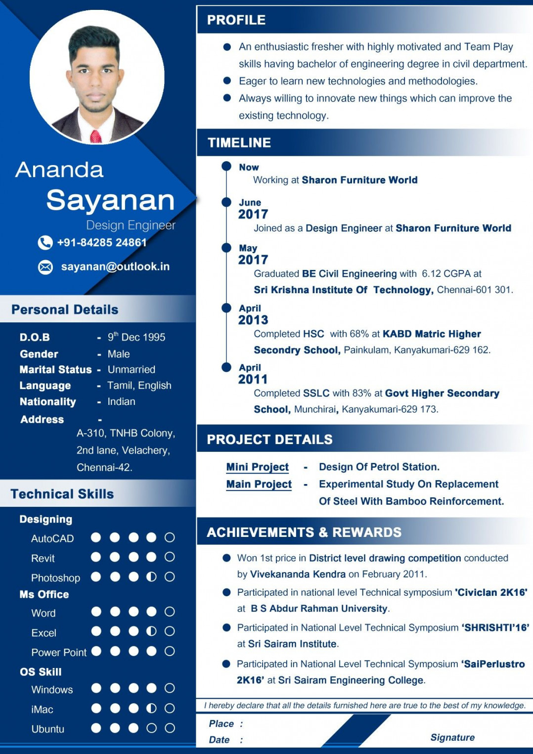 best civil engineering resume examples sample for college students still in school model Resume Best Civil Engineer Resume Sample