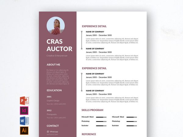 best column resume template free of resumekraft word two professional 600x450 legal Resume Word Resume Template Two Column