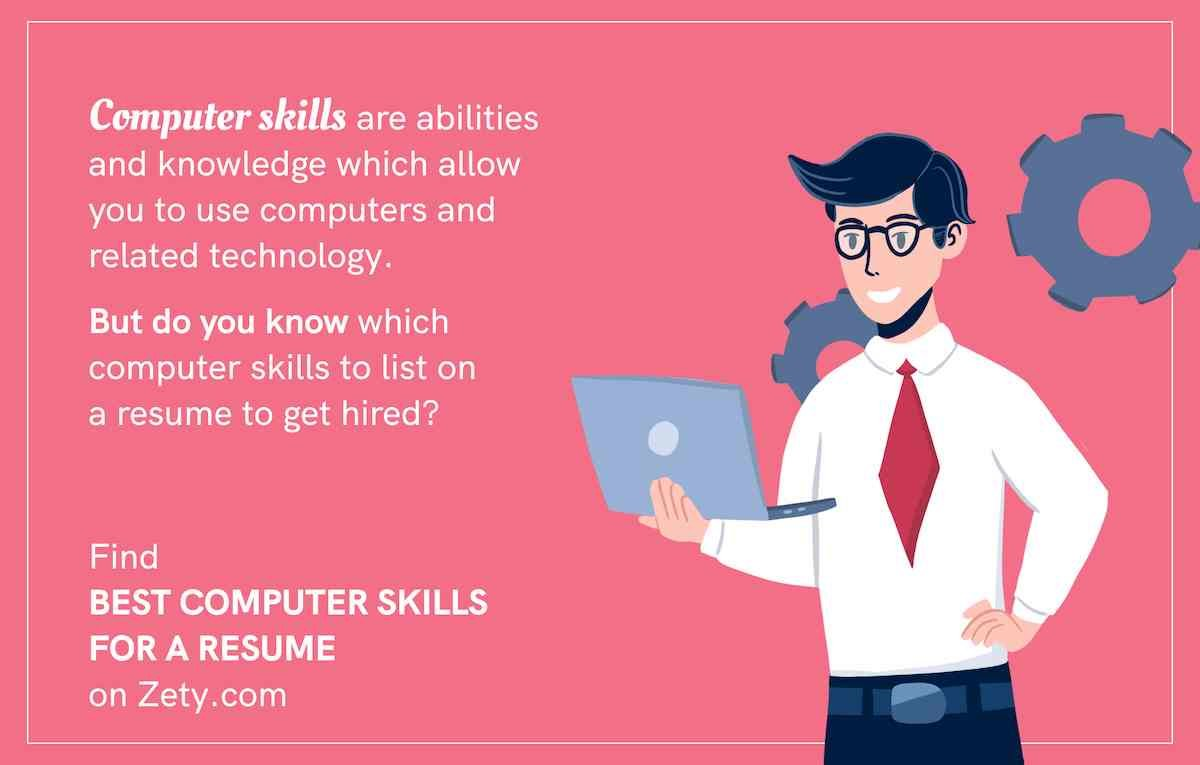 best computer skills for resume software employers common civil engineer sample fashion Resume Common Computer Skills For Resume