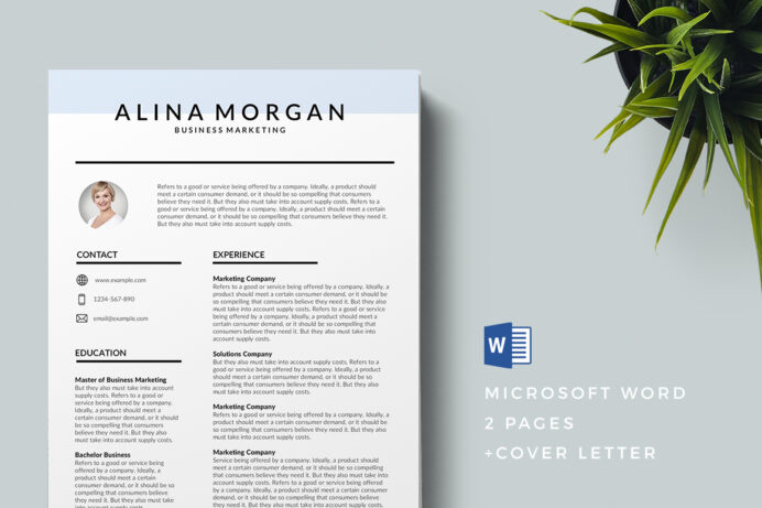 best free resume templates of marseille template self starter example basketball team Resume Resume Templates 2019 Download