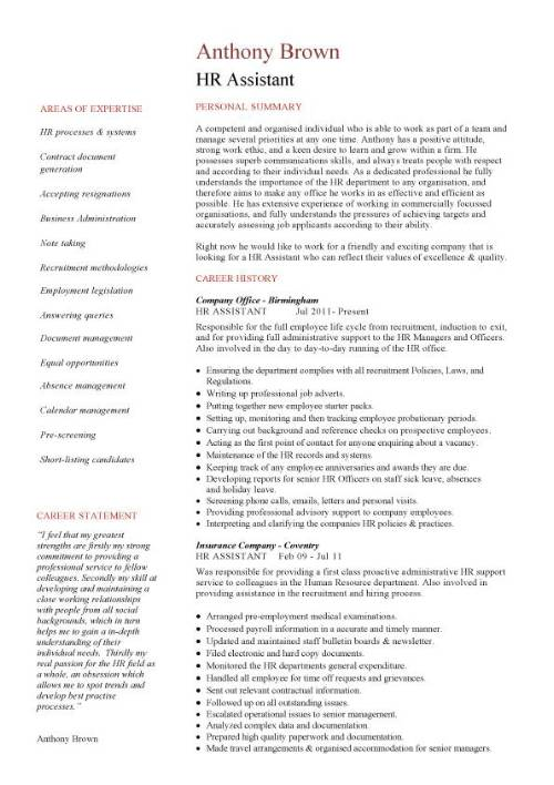 best hr resume templates for freshers experienced wisestep human resources assistant Resume Human Resources Assistant Resume Template