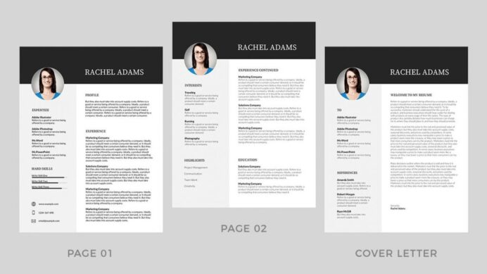 best modern resume templates word contemporary free brittany template 1280x720 medical Resume Contemporary Resume Templates Free Word