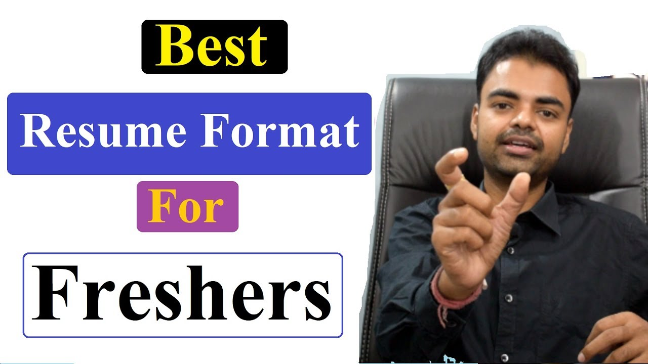 best resume format for freshers mechanical engineer computer science electronics in Resume Best Resume Format For Computer Engineers