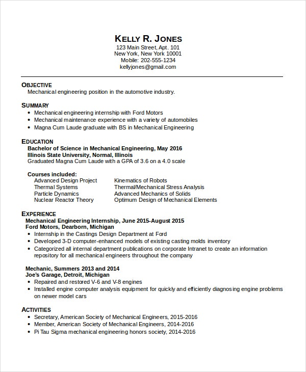 best resume summary for mechanical engineer professional service phoenix individual Resume Essar Career Opportunities Post Resume
