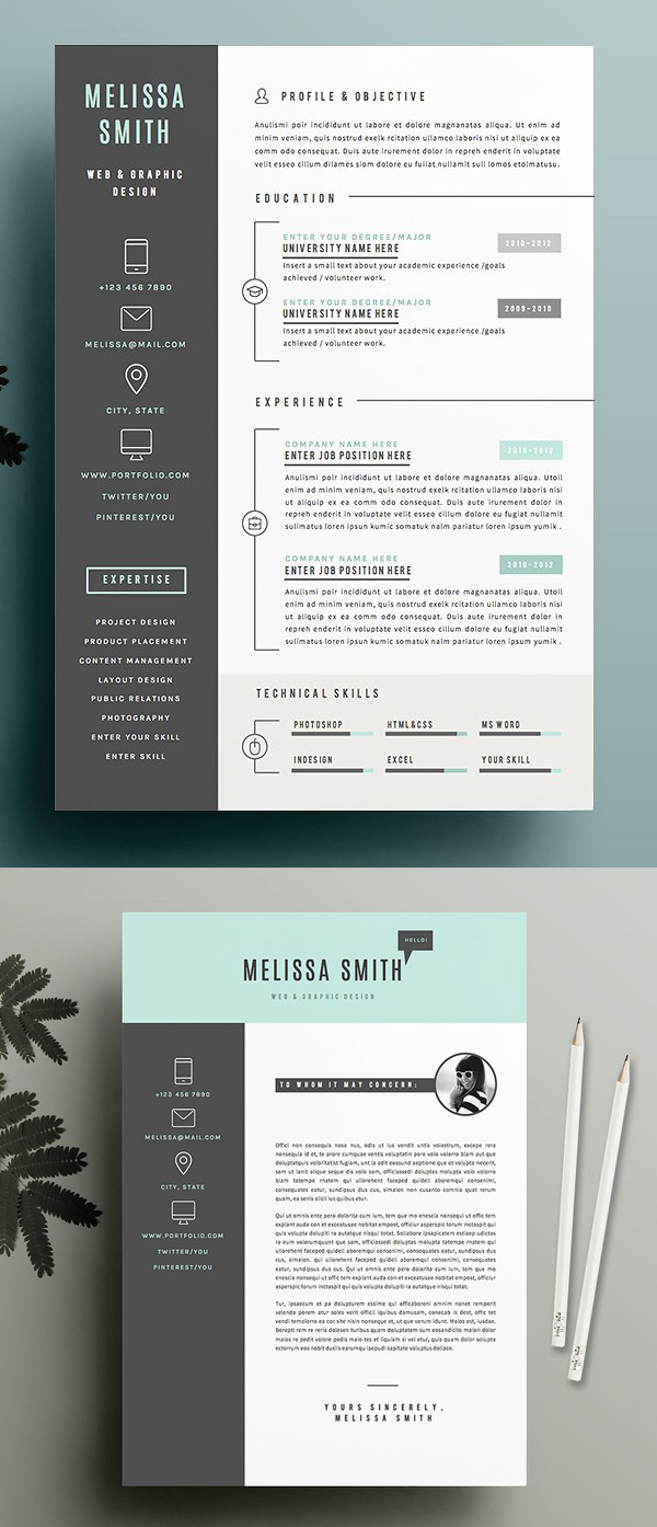 best resume templates for design graphic junction the perfect sample computer science Resume The Perfect Resume 2018