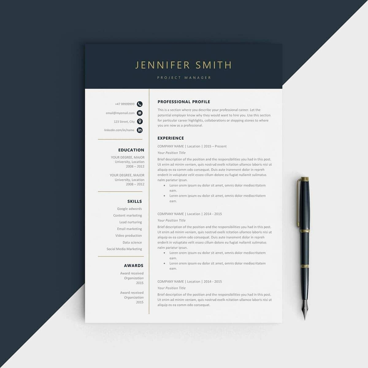 best resume templates for top picks to designs accomplishments high school spa examples Resume Best Resume Designs 2015