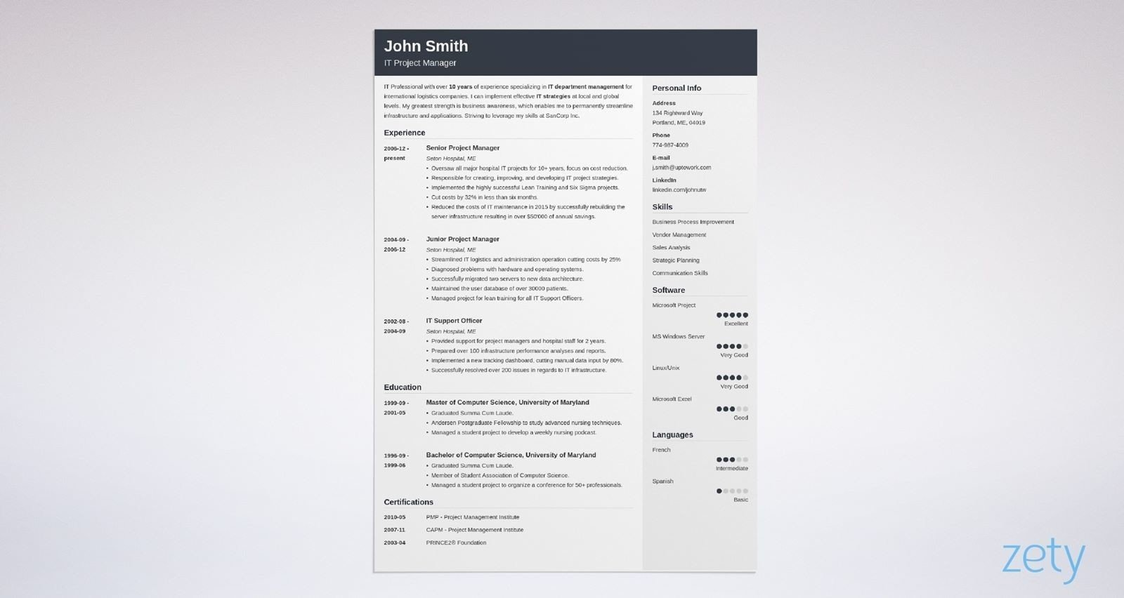 best resume templates for top picks to microsoft office oil rig template hbs ladders free Resume Microsoft Office Resume Templates 2021