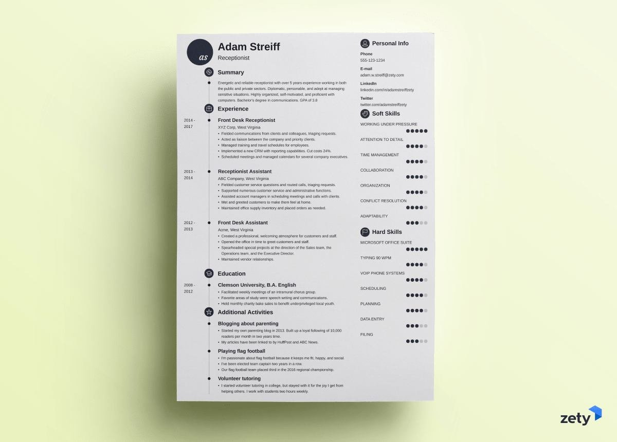 best resume tips great tricks and writing advice with zety primo small business sample Resume Advice With Resume Writing