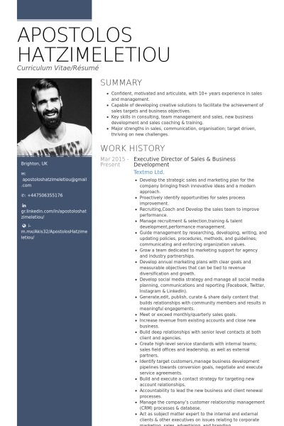 best sample executive resume templates wisestep template free director for agricultural Resume Executive Resume Template 2019 Free