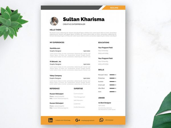 best word resume template free of resumekraft templates for creative 600x450 functional Resume Resume Templates For Word 2021