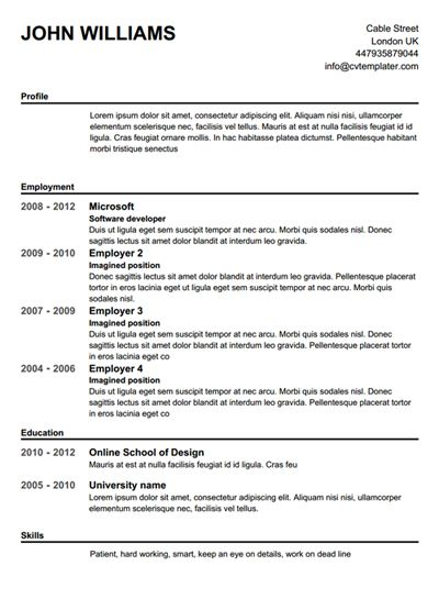 blank resume templates free google search template basic builder printable maker awesome Resume Free Printable Resume Maker