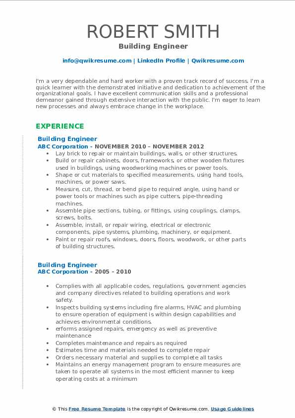 building engineer resume samples qwikresume pdf effective for experienced interior design Resume Building Engineer Resume