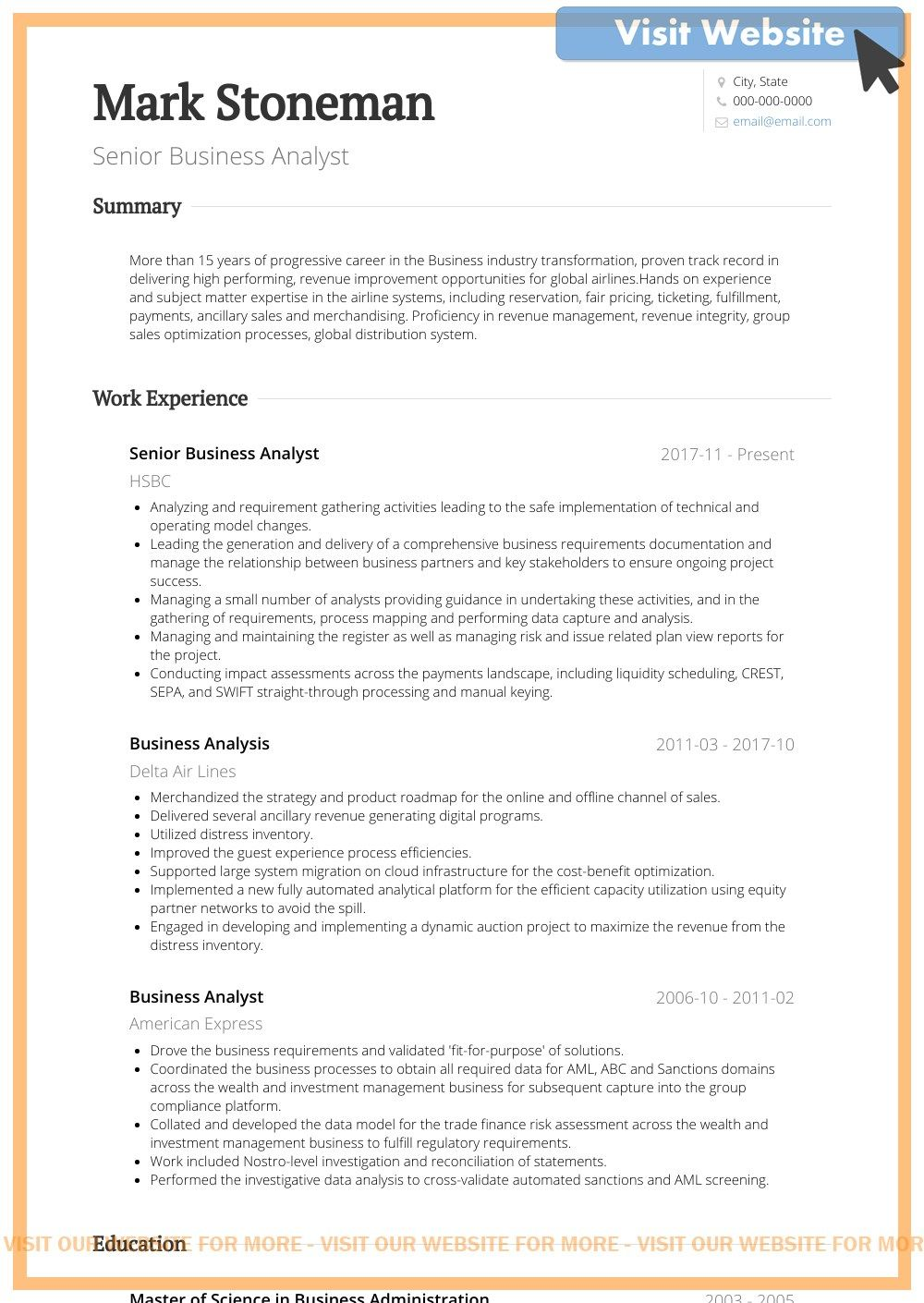 business analyst resume examples payments details images ndt technician word format Resume Payments Business Analyst Resume