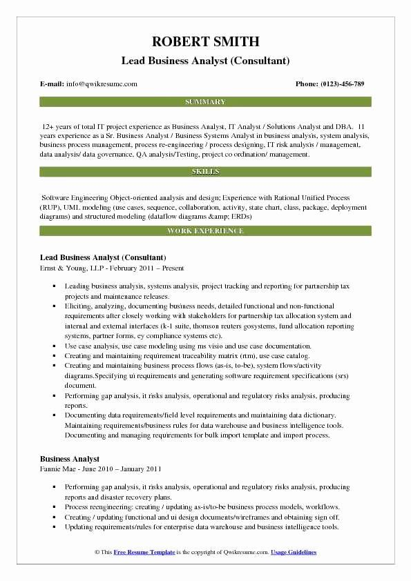 business process analyst resume best of lead samples teacher examples system Resume Lead Business Analyst Resume