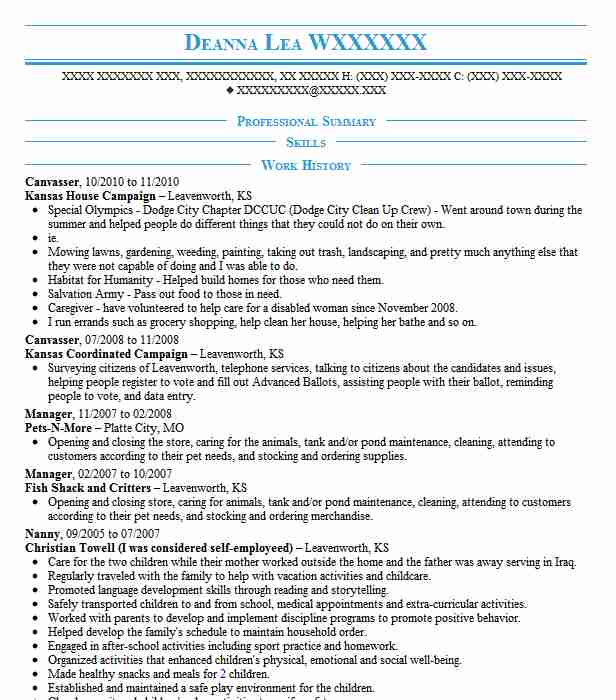 canvasser resume example re election campaign representative pedro district suwanee job Resume Canvasser Job Description For Resume