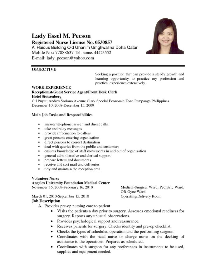 career objective resume examples awesome example applying for job of objectives cover any Resume Resume Objective Seeking A Position
