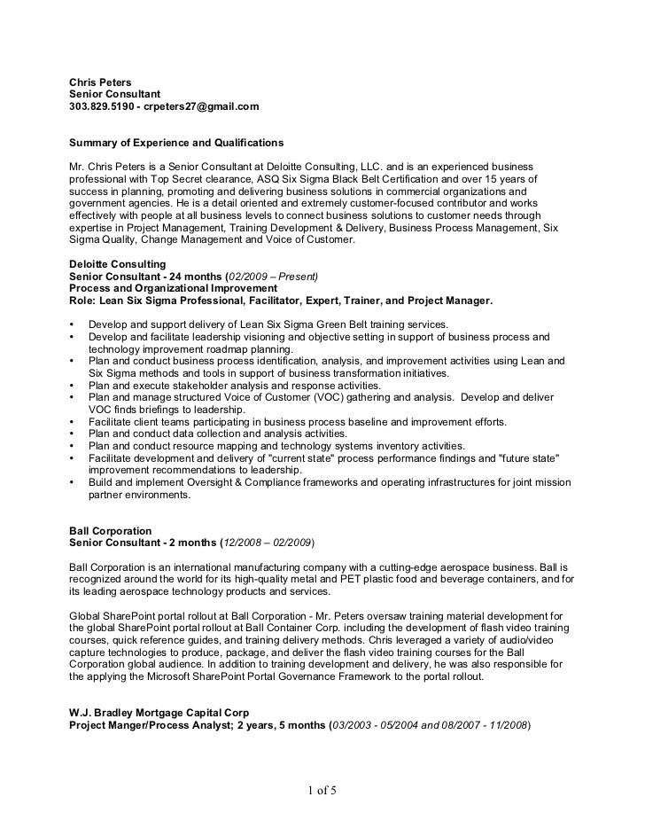 chris peters resume for voice process picker packer objective careerbuilder upload format Resume Resume For Voice Process