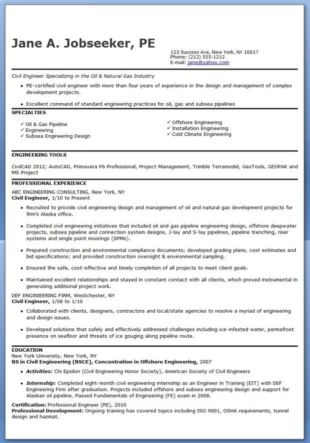 civil engineer resume template experienced downloads engineering templates of surgical Resume Resume Of Experienced Civil Engineer