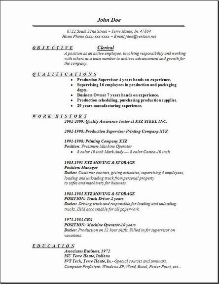 clerical resume examples samples free edit with word experience on analytics sample aem Resume Clerical Experience On Resume