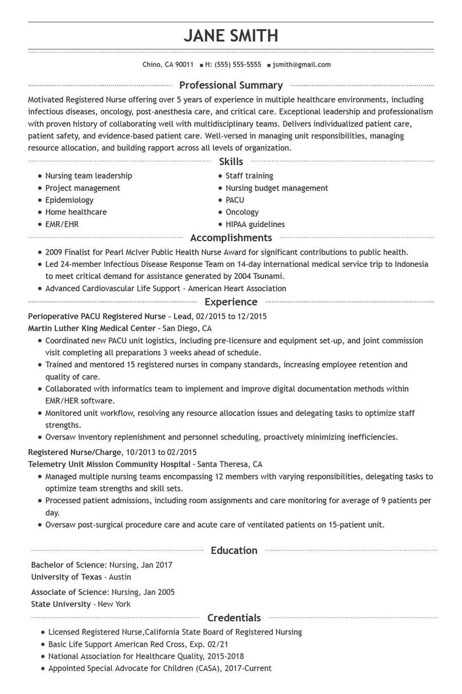 complete guide to nurse resume writing resumehelp functional for nurses chronological can Resume Functional Resume For Nurses