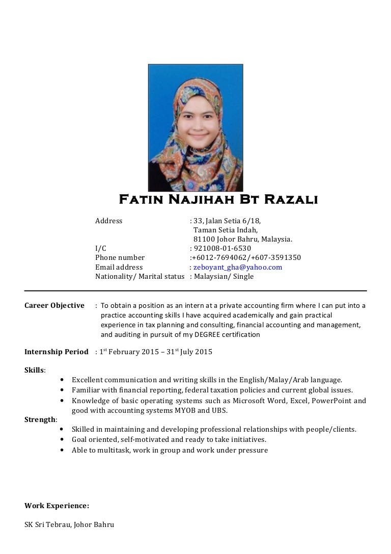 cover letter and resume copy contoh dalam bahasa melayu coverletterandresume conversion Resume Contoh Resume Dalam Bahasa Melayu