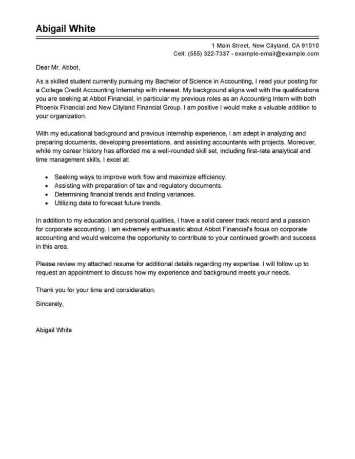 cover letter internship in writing example for the consulting resume and bible borgia Resume The Consulting Resume And Cover Letter Bible