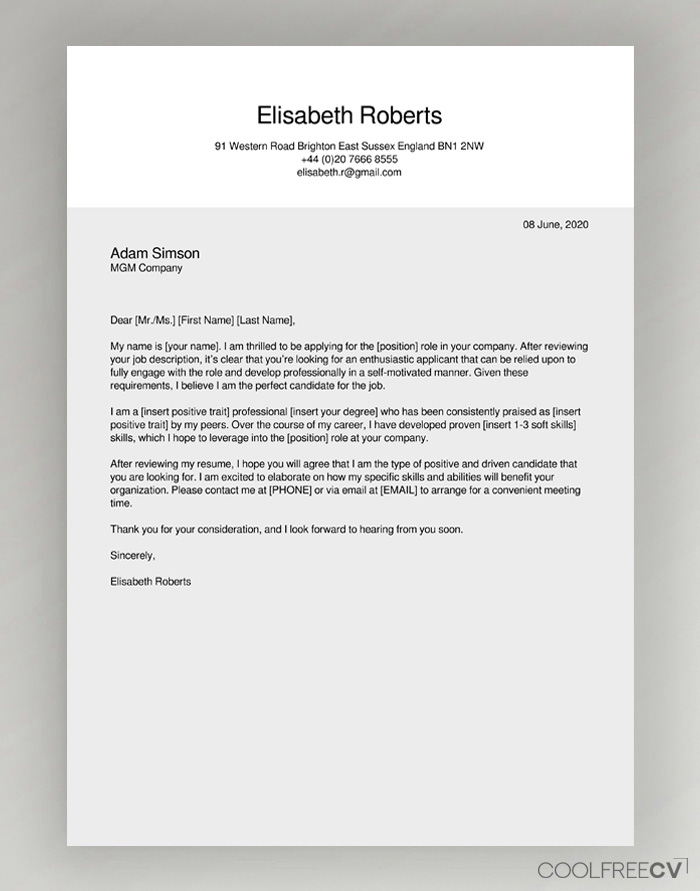 cover letter maker creator template samples to pdf resume builder sample cna experience Resume Resume Cover Letter Builder