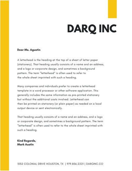 cover letter template canva company letterhead examples resume compliance officer cable Resume Canva Resume Cover Letter