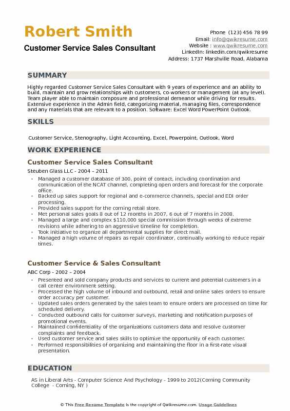 customer service consultant resume samples qwikresume build number pdf ups package Resume Build A Resume Customer Service Number