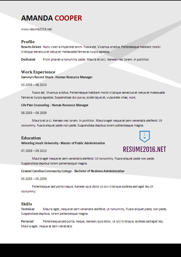 cv format for it professional user manual ebooks best business resume template example Resume Best Business Resume Template 2017
