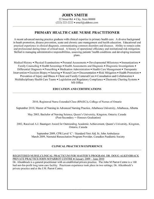 cv template nurse practitioner medical assistant resume nursing examples psychiatric Resume Psychiatric Nurse Practitioner Resume Sample