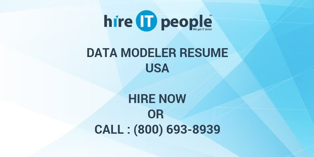 data modeler resume hire it people we get done modeling points professional colors Resume Data Modeling Resume Points
