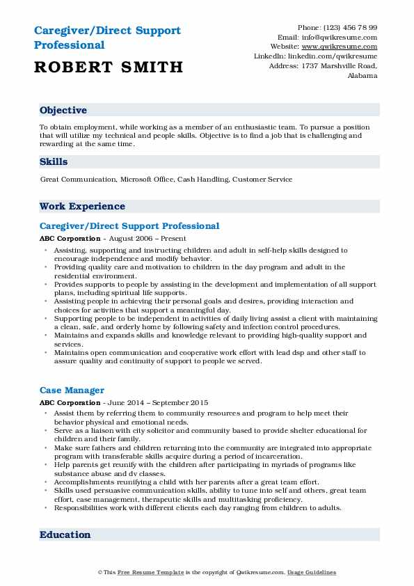 direct support professional resume samples qwikresume template pdf scholastic with erp Resume Direct Support Professional Resume Template